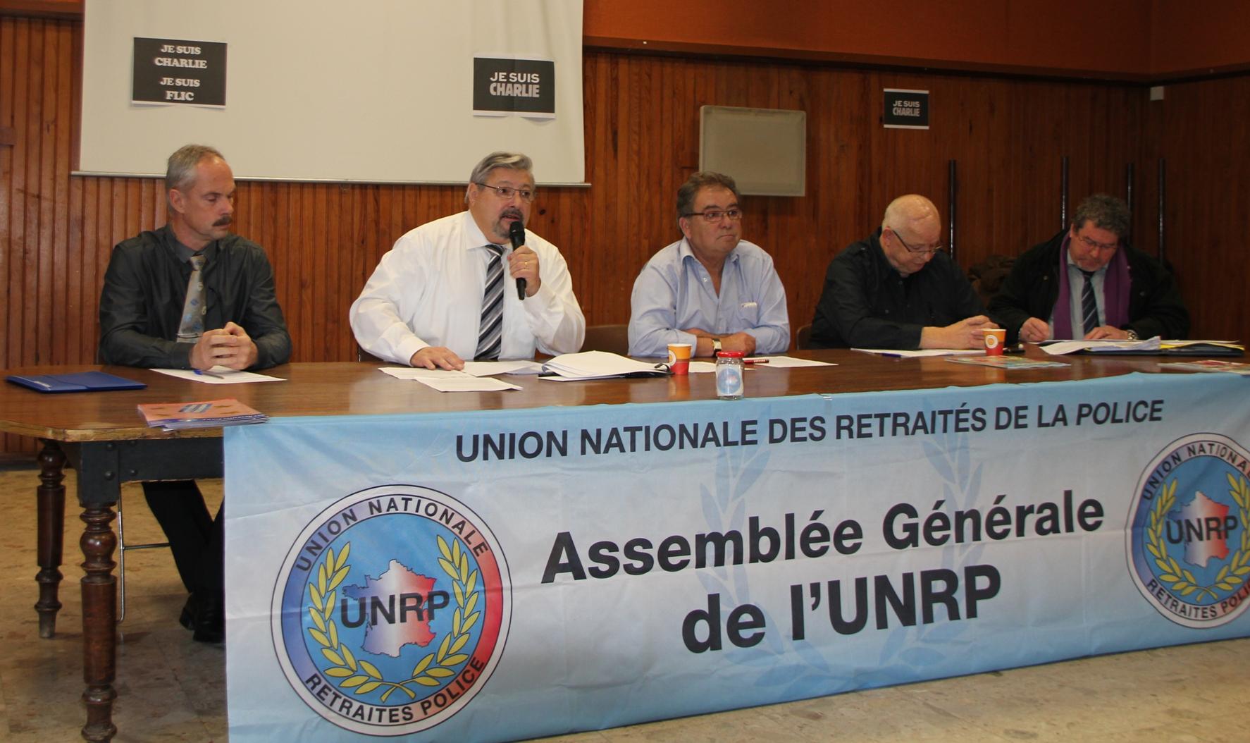 AG UNRP 63 du 14-01-2015