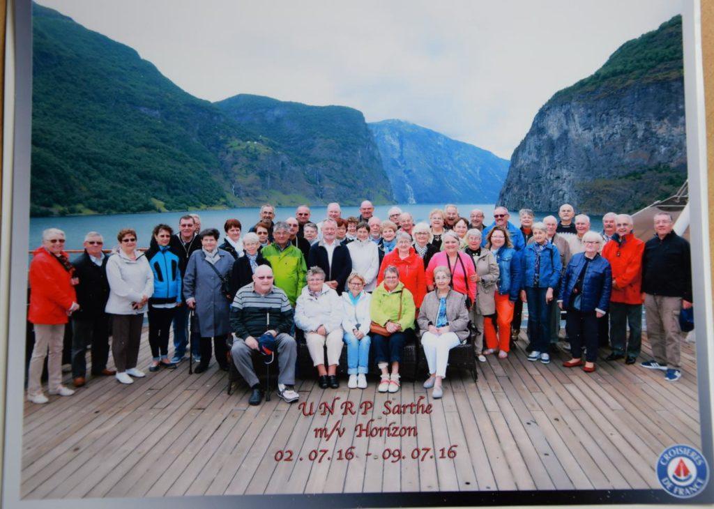 UNRP72 Norvège