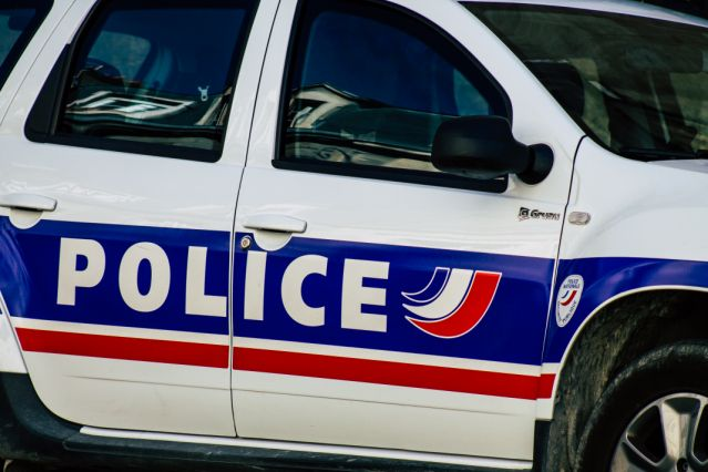 Véhicule de Police Nationale