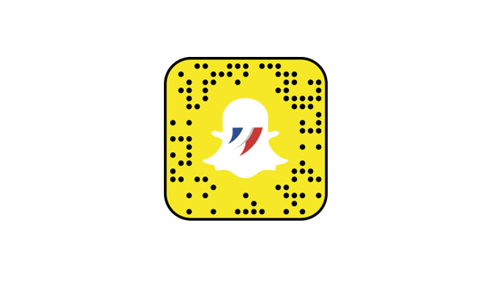 Snapcode Police Nationale