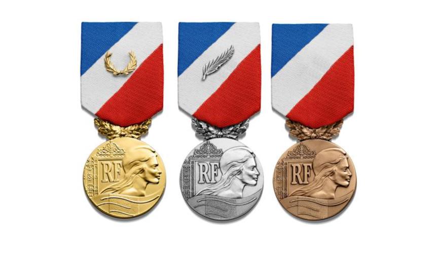 Médaille de la sécurité intérieure